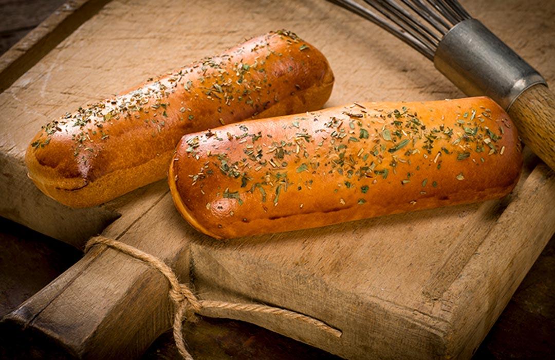 Worstenbrood met kruiden