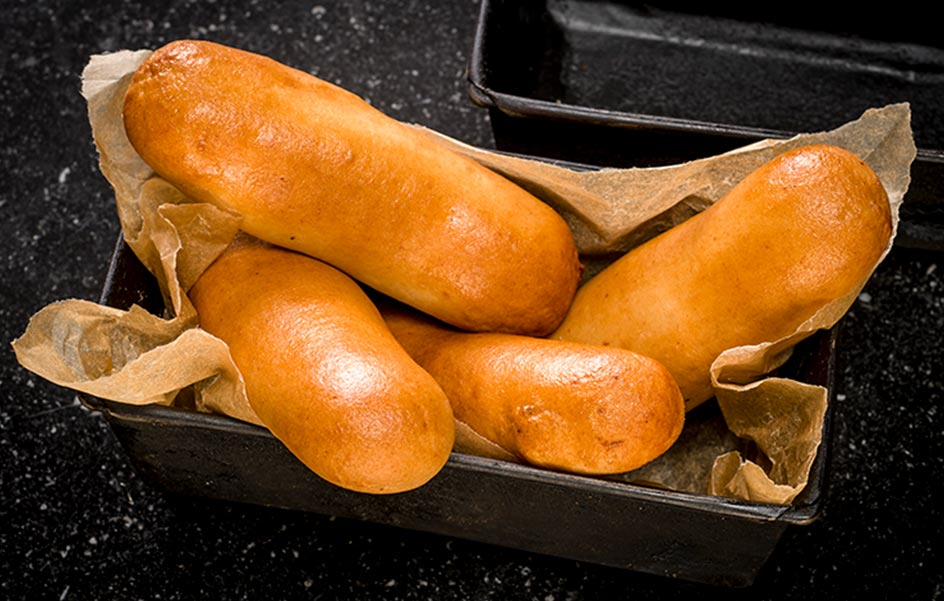 Glutenvrij worstenbrood