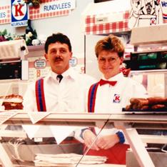 Historie slagerij First Class Bakery